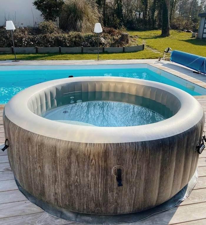 Location spa spa 4 places #1