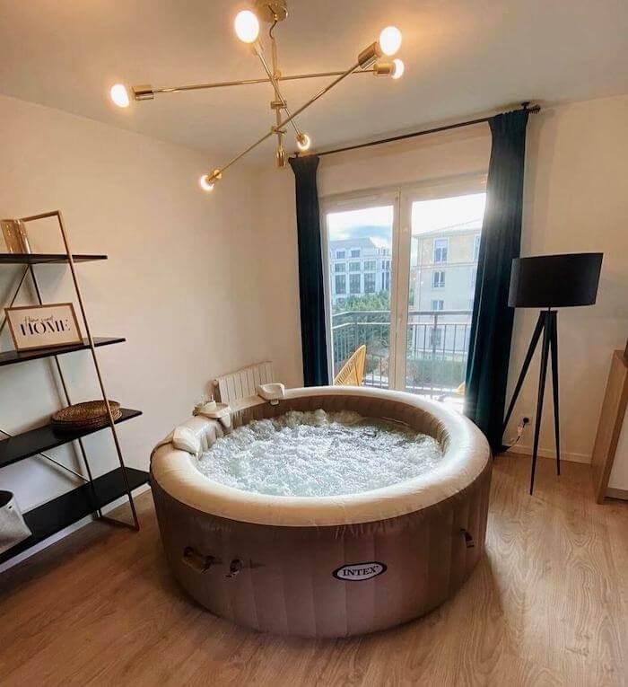 Location spa spa 4 places #3